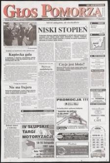 Głos Pomorza, 1997, listopad, nr 264
