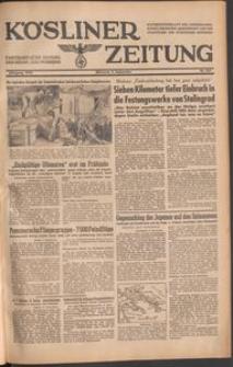 Kösliner Zeitung [1942-09] Nr. 249