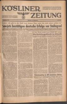Kösliner Zeitung [1942-09] Nr. 254