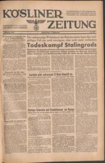 Kösliner Zeitung [1942-09] Nr. 257