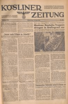 Kösliner Zeitung [1942-09] Nr. 264
