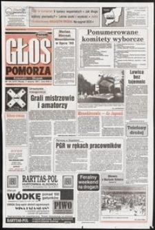 Głos Pomorza, 1993, sierpień, nr 190