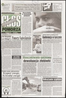 Głos Pomorza, 1993, sierpień, nr 200