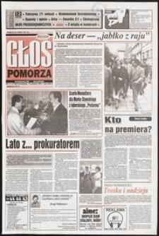 Głos Pomorza, 1993, wrzesień, nr 213