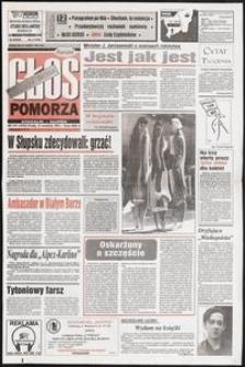 Głos Pomorza, 1993, wrzesień, nr 215
