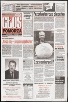 Głos Pomorza, 1993, wrzesień, nr 216