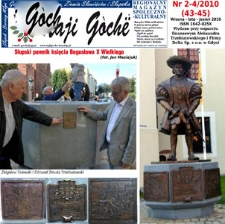 Naji Gochë : regionalny magazyn społeczno-kulturalny, 2010, nr 2-4