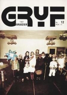 Gryf 1987, grudzień