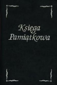 Księga Pamiątkowa : Kronika Koła Turystycznego PTSM Tramp [2002-2007]