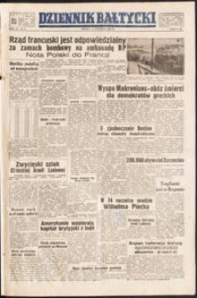 Dziennik Bałtycki, 1950, nr 4