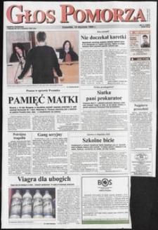 Głos Pomorza, 1999, styczeń, nr 11