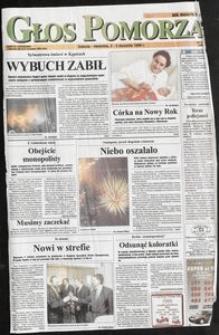 Głos Pomorza, 1999, styczeń, nr 1
