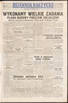 Dziennik Bałtycki, 1950, nr 9