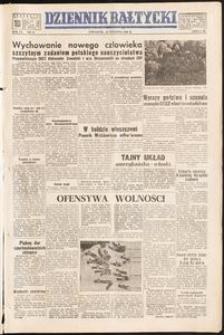 Dziennik Bałtycki, 1950, nr 12