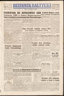 Dziennik Bałtycki, 1950, nr 14