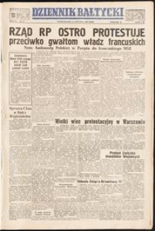 Dziennik Bałtycki, 1950, nr 15