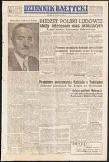 Dziennik Bałtyck, 1950, nr 36