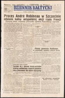 Dziennik Bałtycki, 1950, nr 38
