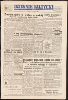 Dziennik Bałtycki, 1950, nr 43