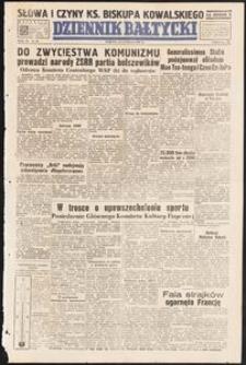 Dziennik Bałtycki, 1950, nr 49