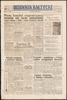 Dziennik Bałtycki, 1950, nr 87