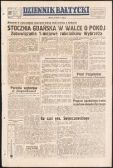 Dziennik Bałtycki, 1950, nr 88