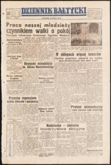 Dziennik Bałtycki, 1950, nr 89