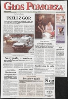 Głos Pomorza, 1999, luty, nr 47