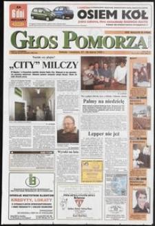 Głos Pomorza, 1999, marzec, nr 73
