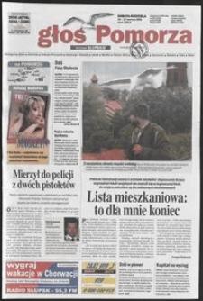 Głos Pomorza, 2001, czerwiec, nr 138