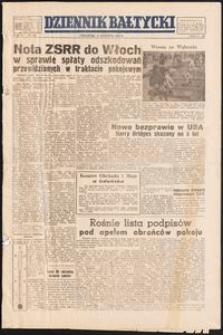Dziennik Bałtycki, 1950, nr 101