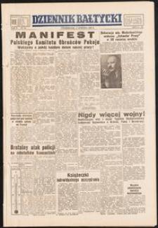 Dziennik Bałtycki, 1950, nr 105