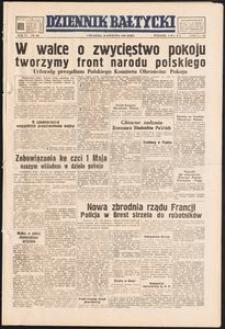 Dziennik Bałtycki , 1950, nr 108