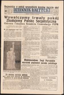 Dziennik Bałtycki, 1950, nr 118