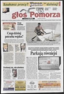Głos Pomorza, 2001, sierpień, nr 188