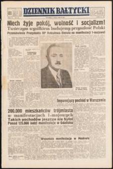 Dziennik Bałtycki, 1950, nr 120