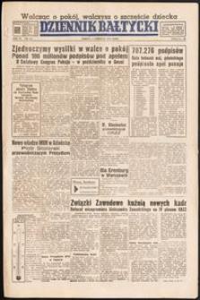 Dziennik Bałtycki, 1950, nr 151
