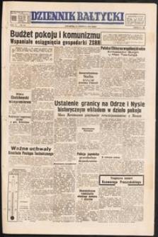 Dziennik Bałtycki, 1950, nr 163