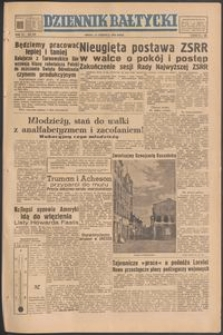 Dziennik Bałtycki, 1950, nr 169