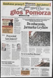 Głos Pomorza, 2001, sierpień, nr 198