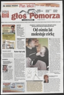 Głos Pomorza, 2001, sierpień, nr 202