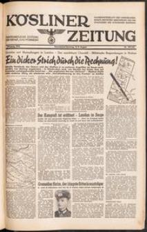Kösliner Zeitung [1942-08] Nr. 217/218