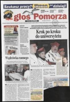 Głos Pomorza, 2001, październik, nr 235