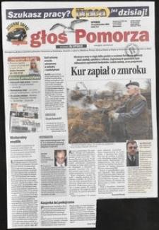 Głos Pomorza, 2001, październik, nr 241