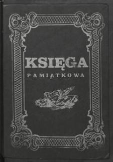 Księga Pamiątkowa : Kronika Koła Turystycznego PTSM Tramp [1997-1999]