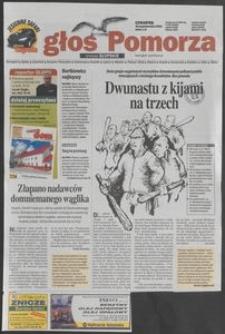 Głos Pomorza, 2001, październik, nr 244
