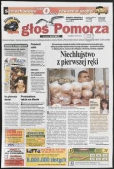 Głos Pomorza, 2001, październik, nr 245