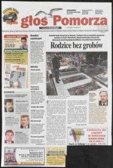 Głos Pomorza, 2001, październik, nr 249