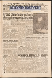 Dziennik Bałtycki, 1950, nr 142