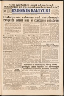 Dziennik Bałtycki, 1950, nr 143